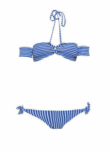 DeFacto Bikini Mavi